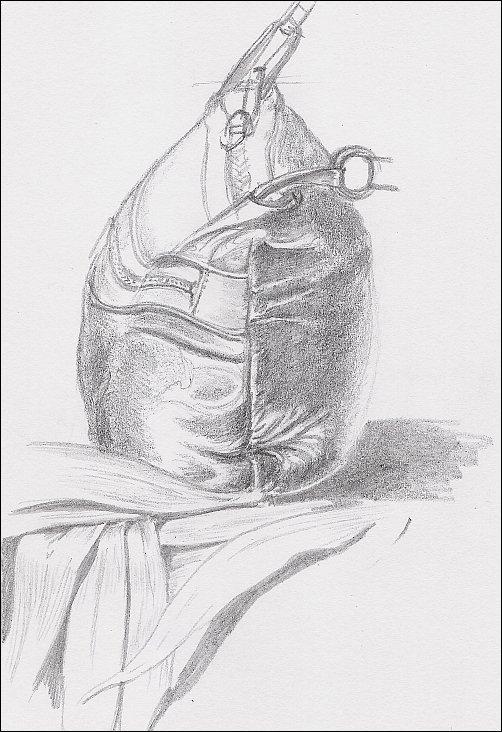 Daily Drawing, Handbag