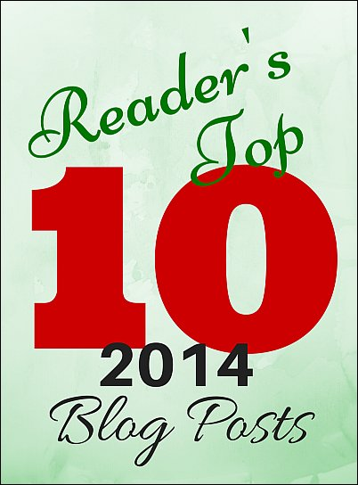 Top Ten Reader Posts for 2014