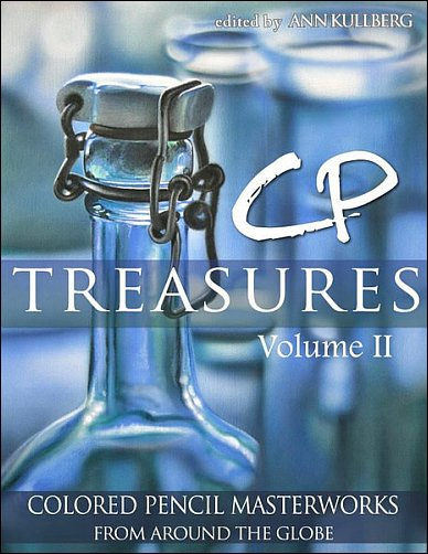 Working Cover for CP Treasures Volume II by Ann Kullberg
