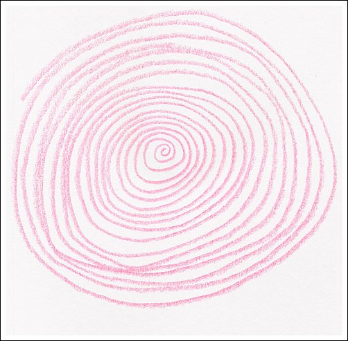 Outward Spiral Line Exercise