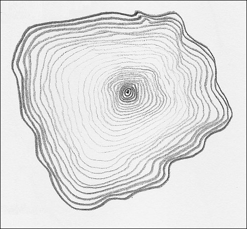 Gradated Concentric Line Exercise