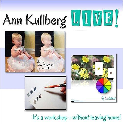 Ann Kullberg Live!