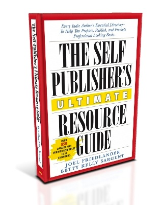 The Self-Publisher's Ultimate Resource Guid Cover