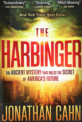 The Harbinger, by Jonathan Cahn