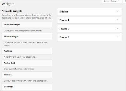 WordPress Links Screen Shot 10