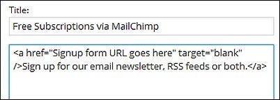 wordpress mailchimp link illustration 4