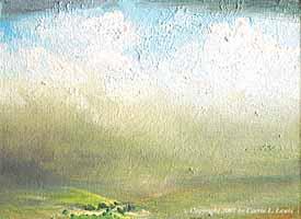 Landscape Study #1 2007