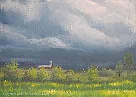 Landscape Study #3 2007