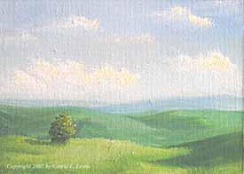 Landscape Study #4 2007