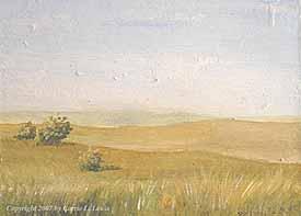 Landscape Study #5 2007