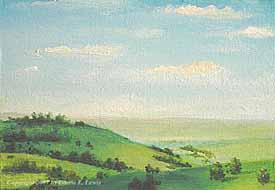 Landscape Study #6 2007