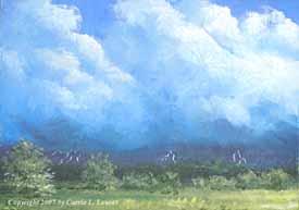 Landscape Study #11 2007