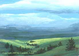 Landscape Study #17 2007
