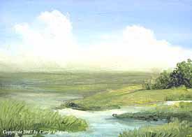 Landscape Study #28 2007