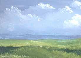 Landscape Study #33 2007