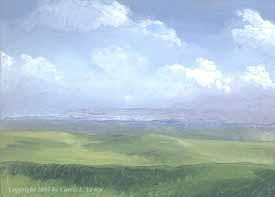 Landscape Study #34 2007