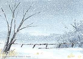Landscape Study #37 2007