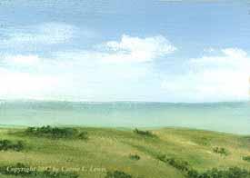Landscape Study #45 2007