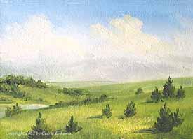 Landscape Study #62 2007