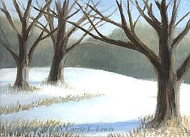 Landscape Study #67 2007