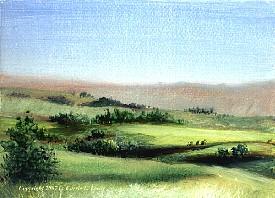 Landscape Study #70 2007