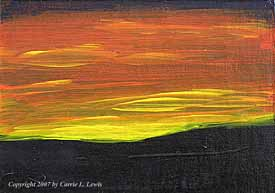 Landscape Study #88 2007