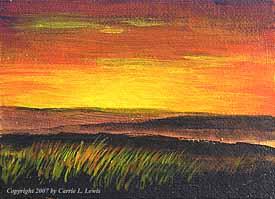 Landscape Study #89 2007