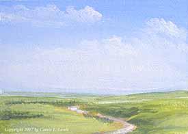 Landscape Study #97 2007