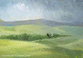 Landscape Study #99 2007