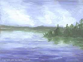 Landscape Study #103 2007