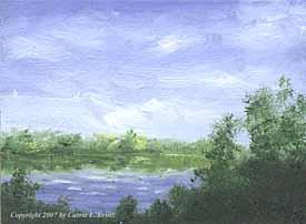 Landscape Study #104 2007