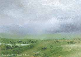 Landscape Study #105 2007