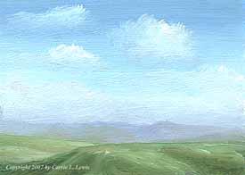 Landscape Study #107 2007