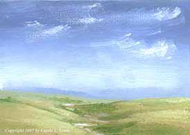 Landscape Study #111 2007