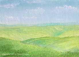 Landscape Study #116 2007