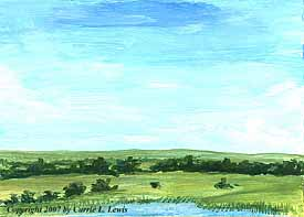 Landscape Study #119 2007