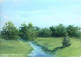 Landscape Study #120 2007