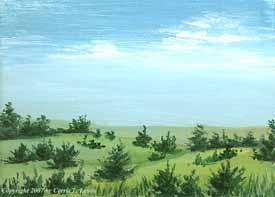 Landscape Study #121 2007