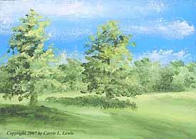 Landscape Study #125 2007