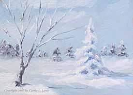 Landscape Study #126 2007