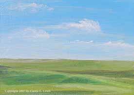 Landscape Study #128 2007