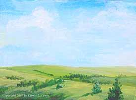 Landscape Study #129 2007