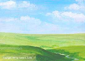 Landscape Study #131 2007