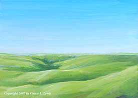 Landscape Study #132 2007