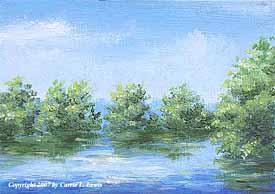 Landscape Study #134 2007
