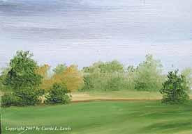 Landscape Study #135 2007