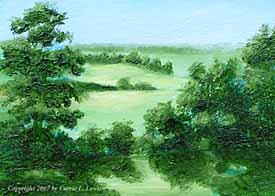 Landscape Study #137 2007