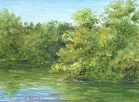 Landscape Study #138 2007