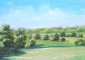 Landscape Study #139 2007