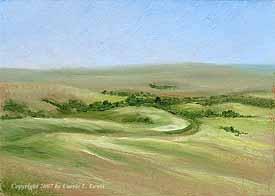 Landscape Study #140 2007